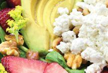 Salads...ect