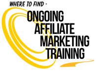 Ongoing Affiliate Marketing Training