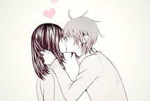 Anime love/OTP