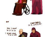 Funny comic stuff / Comics n funny reimagination