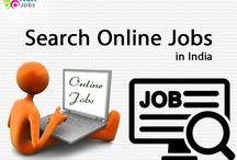Search Online jobs in India