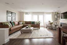 Lighter Living Room Mood Board