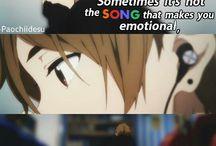 Anime feels