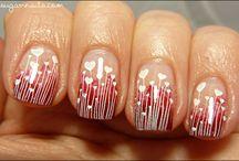 Стемпинг / Дизайн на ногтях