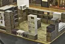 Zařízení obchodu z bedýnek / Vybavení obchodů z bedýnek od značky SKYWANDER