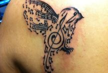 Tattoos <3 / by Jennifer Poulin