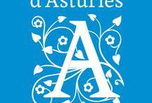 Mitos de Asturias / Mitos d'Asturies - Paco Abril / Textos: Paco Abril Ilustraciones: Paco Abril Formato: 21x26  Encuadernación: Tapa dura  ISBN edición en castellano: 978-84-92964-63-5 ISBN edición en asturiano: 978-84-92964-61-1 / by Pintar-Pintar Editorial