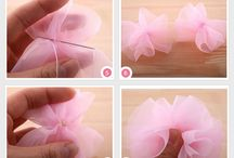 Make hair clips