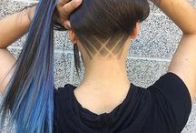 hair tatto