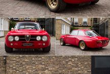 Alfa Romeo / by Stephen Bunk