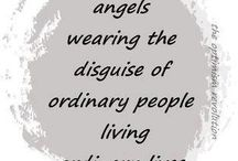 ♥Angels♥ / by Susan Barnhart