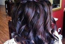 Bridesmaids / Hair & makeup ideas for bridesmaids