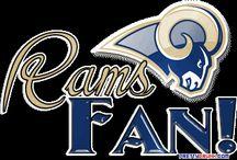 St Louis Rams / by Amanda Carpenter