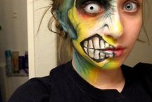 Makeup, skin, and hair... all things pretty / Esthetics stuff and Makeup Ideas / by Allie Nicholson