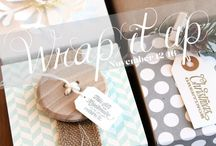 Wrapping it Up / Gift wrapping ideas!