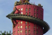 Bizarre Buildings Around the World