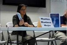 Maritza's Events / Maritza Martinez Mejia's Author Events,  Book Expositions, Classroom Visits & Press.