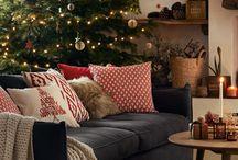 Christmas interiors ideas