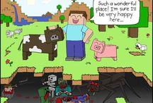 minecraft humor