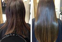 Hair color / by Elizabeth Fineman