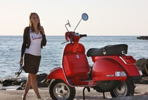 Vespa PX / Since its debut 35 years ago, during which more than three million vehicles have come off the production lines, the Vespa PX has become a symbol – an icon – of Italian design and style.
