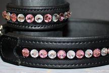 Fashion twin met je hond(je)??? / Hoe leuk is dat, je kan in je eigen armband van Magic Tack dezelfde inlay doen als in de halsband van je hond en zo een fashion twin worden met hem of haar!