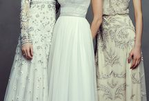 Wedding Dress Inspiration / Wedding Dress Inspiration