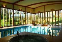 Swimming Pools / Lovely swimming pools at Farm Stay properties