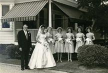 Black & White Brides
