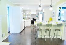 Home: Kitchens / kitchen organization and decor / by The Nest Effect