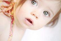Ruivos de olhos verdes