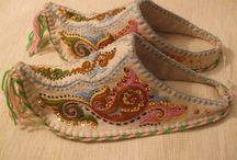 Shoe, ,socks,zokni,cipő / papucs ,lábszárvédő,baba cipő / by Ilona Bebők