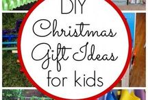 DIY Kids Gifts