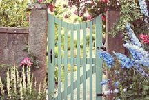 Kiss Me over the Garden Gate