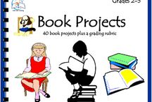 Book Projects * Book Reports * Creative Book Projects (with Grading Rubric) / Book Projects * Book Reports * Creative Book Projects. Tired of the same old book report formats? This resource gives your students/child fresh ideas for CREATIVE book reports.