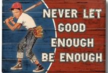 love me some baseball / by Becki Childs
