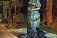 Effie Gray and Millais
