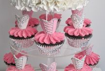 Ballet, cheer and dance cakes