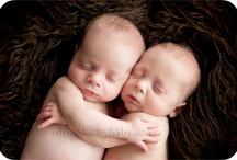 posing - newborn twins / by Jeremy N Misti White