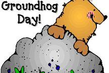 Groundhog Day Stuff / by Ashley Karenke