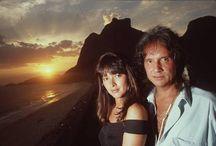 meu cantor e da minha mãe Roberto Carlos