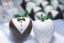 Wedding Cakes,Treats,& Food