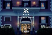 Marco Bizzarro: Hotel Terme Mareblu / Realizzazione di uno spot pubblicitario per l'Hotel Terme Mareblu.
