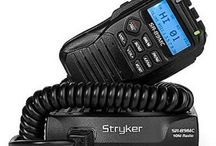 STRYKER 10 METER RADIOS / for operating a 10-meter radio, you need a license from FCC.