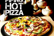 Pizza & Burger / Pizza, Burgers & Sandwiches