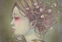 Miho Hirano / Art