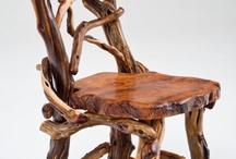 meble z naturalnego drewna