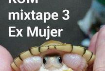 KOM mixtapes
