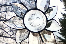 Suncatchers and windchimes