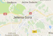 Kotlina Jeleniogórska i okolice / atrakcje turystyczne, miejsca warte odwiedzenia, noclegi